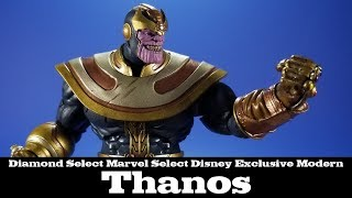 Marvel Select Modern Thanos Disney Exclusive Diamond Select Review