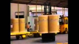 Forklift Hydraulic Accumulator Demo From BML