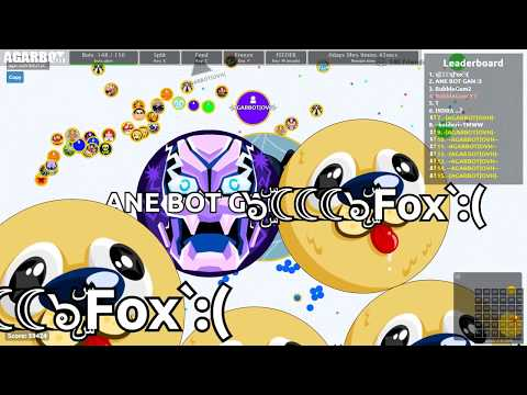 Agar.io BOTS ARE BACK !!   Free Bots AGARBOT.OVH thumbnail