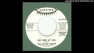 Racket Squad, The - No Fair At All - 1968