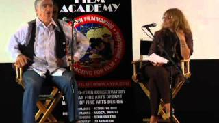 New York Film Academy Presents: A Q&A with Elliot Gould (Part 4 of 5)