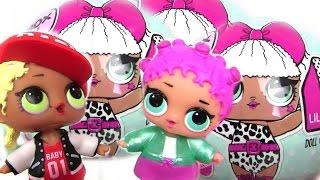 Видео для Детей. Игрушки Куклы. Сюрприз Игрушки LOL BABY DOLLS. Детские Игры. Пупсики