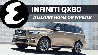 Infiniti QX80 (2018)   Esquire Motors