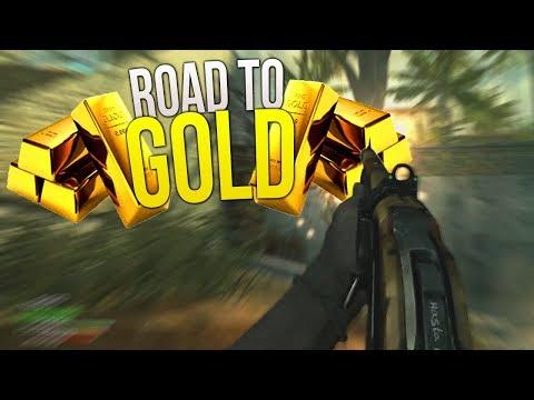 Model 1887 ROAD TO GOLD! - Modern Warfare 3 LIVE!