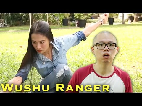 Wushu Ranger - feat. Janice Hung [FAN FILM]