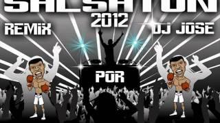 (Salsaton) El Rubio Loko Remix Por Dj Jose 2012.wmv