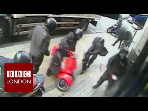 Criminals using mopeds to carry out serious crimes - we reveal a huge rise in the number of offences