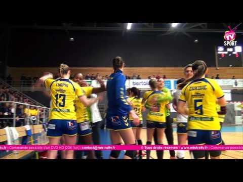 Handball D2F BDP vs BREST 09.04.2016