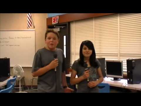 2012-06 Rorey's 5th Grade Video