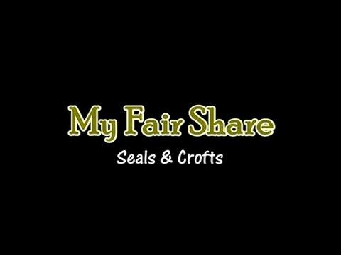 My Fair Share   (KARAOKE)