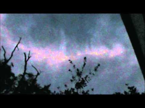 Volcanic Ash Vapour Cloud