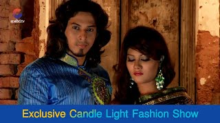 Exclusive Candle Light Fashion Show By GOAL TV