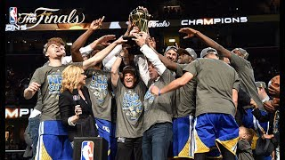 Golden State Warriors NBA 2017 Champions
