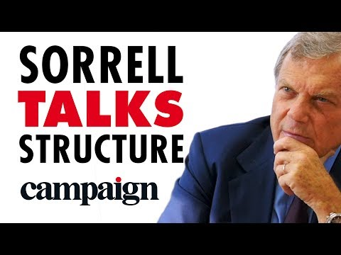 Campaign Interview: Sir Martin Sorrell On Company Structure