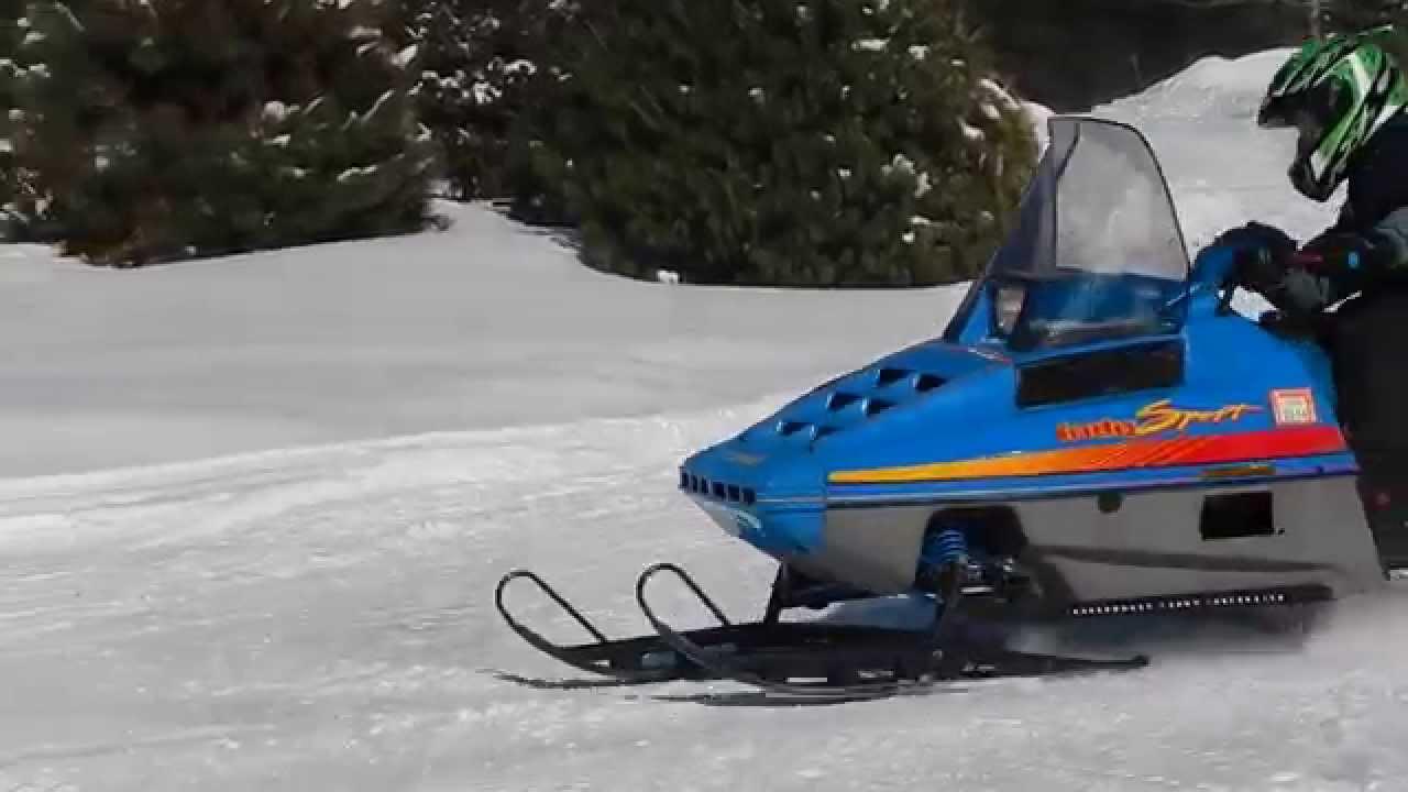 hight resolution of polaris indy sport 340