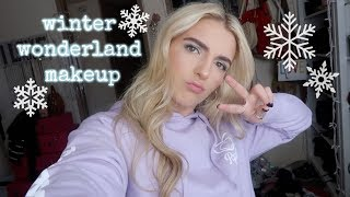 Winter Wonderland Makeup + HUGE GIVEAWAY | Rydel Lynch