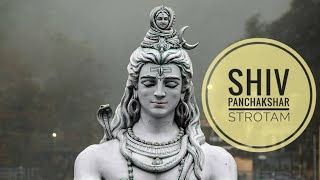Shiv Panchakshar Strotam| Nagendra Haraya Trilochnaya| Shiv Whatsapp status