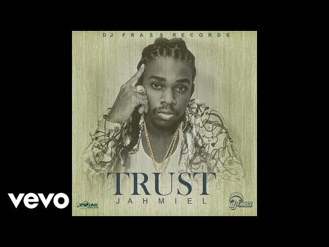 ITSJAHMIEL - Trust (Official Audio)
