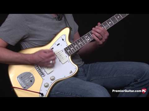 Review Demo - Fender American Vintage '65 Jazzmaster