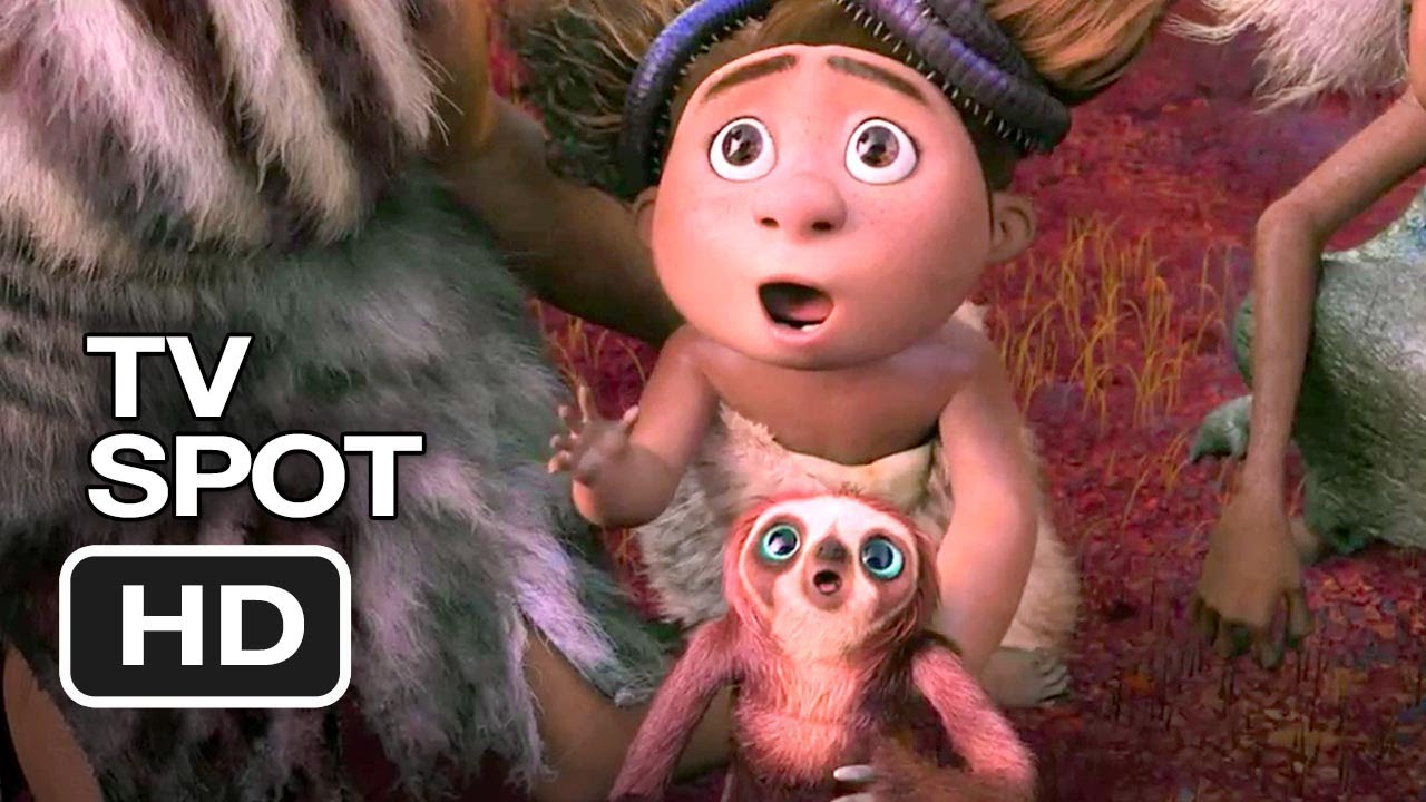 meet the croods voices movie