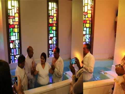 Baptism Service (Hindi/Punjabi Church Central Valley, CA)