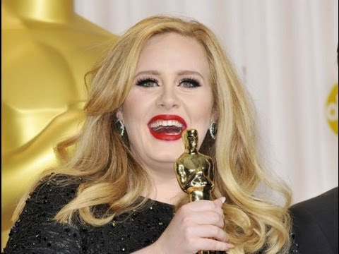 Adele Oscars Interview