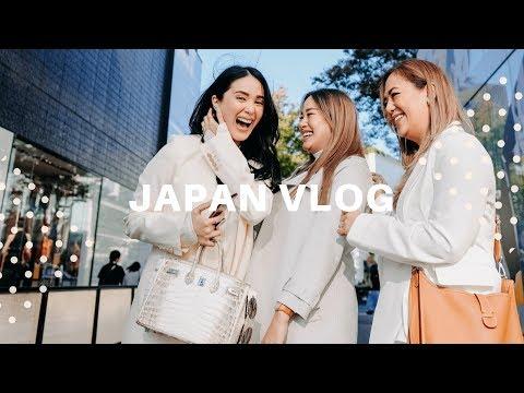 JAPAN VLOG WITH MY SISTERS | Heart Evangelista