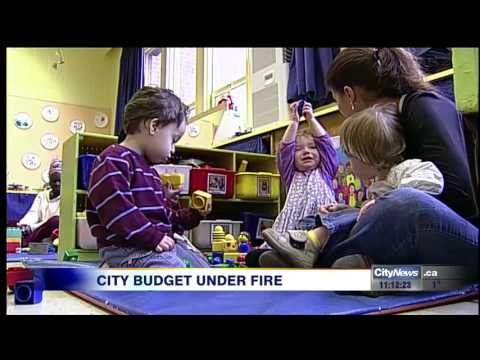 Video: Taking into account gender equity in city budget talks