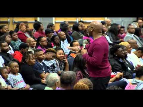 HLCC Sermon by Senior Pastor Andre' Landers Titled F.L.Y. 12/13/2015