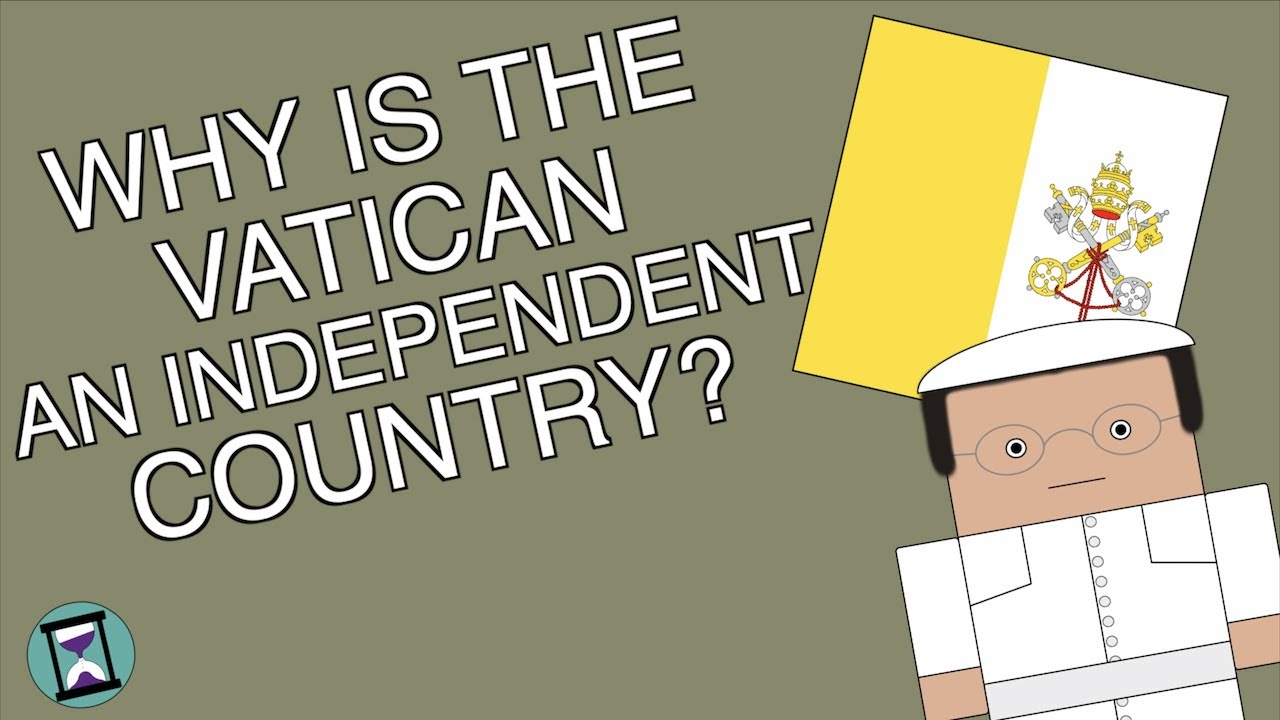 Why is the Vatican an Independent Country? (Short Animated Documentary)
