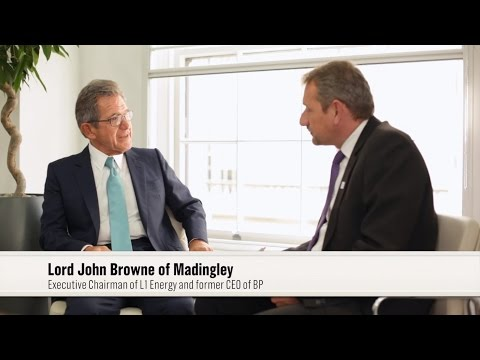 Lord John Browne of Madingley, Executive Chairman of L1 Energy ...
