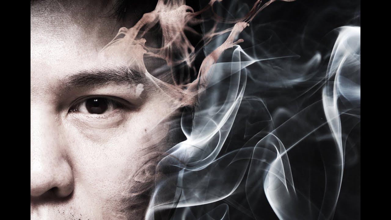[ PS ] Photoshop 化煙人像海報教學 - YouTube