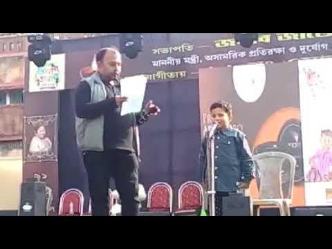 Sukumar Roy # Huko Mukho Hangla by Resh Banerjee