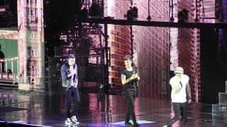 One Direction - 'C'mon C'mon' in Berlin 05/11/13