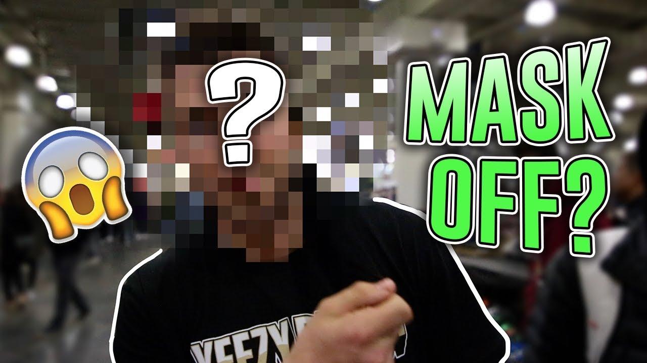 Yeezy Busta Mask Off Prank Gone Wrong Youtube