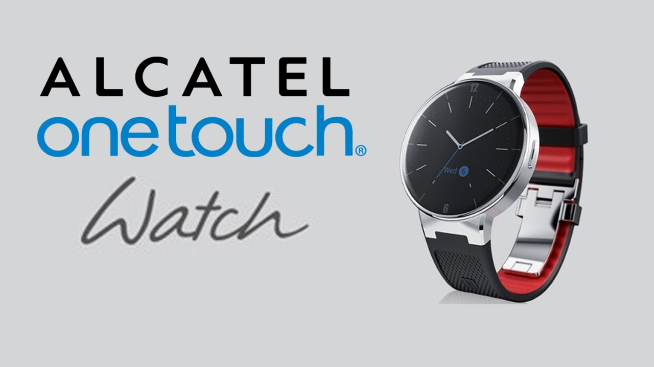 Review Alcatel Onetouch Watch en Español