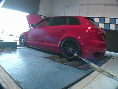 audi a3 stasis turbo kit dyno run youtube. Black Bedroom Furniture Sets. Home Design Ideas