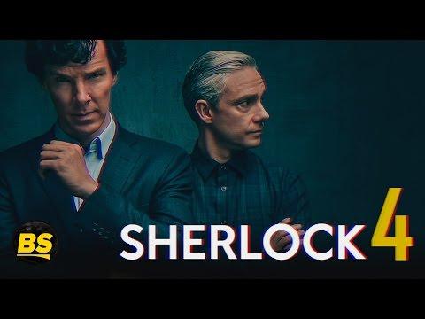 Шерлок (2017) Тизер-трейлер 4 сезона