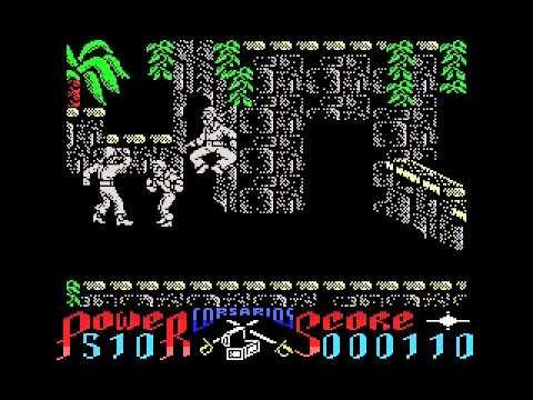 Corsarios (MSX, tape, Opera Soft 1989)