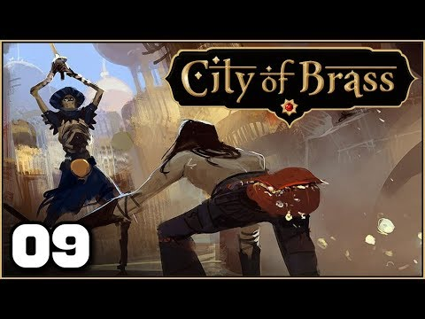City of Brass - Ep. 9: Weeping Angels
