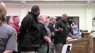 Tension high as Chester sheriff asks for deputies