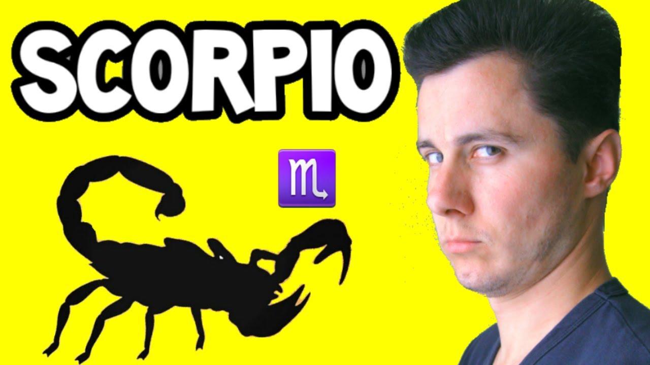 Scorpio man traits dating