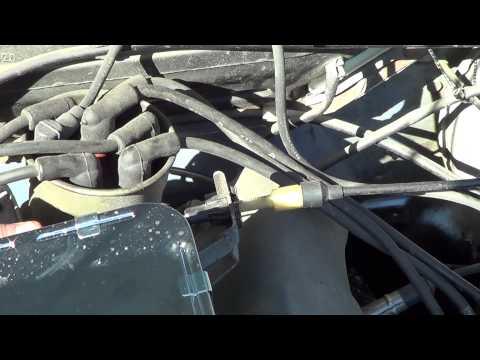 ford 2.0 V6 cologne intake sound
