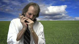 Green Green Grass of Home-Chromatic Harmonica