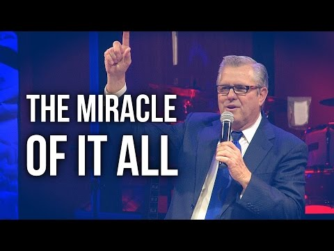 """The Miracle Of It All"" – Wayne Huntley"
