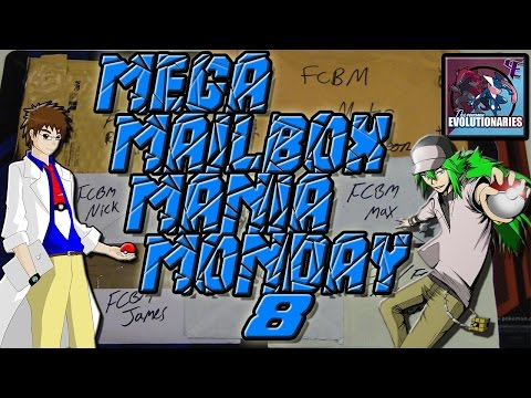 Pokemon Cards Mega Mailbox Mania Monday #8!