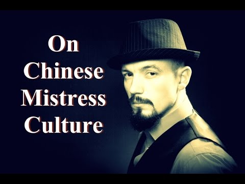 Pattberg: On Chinese Mistress Culture
