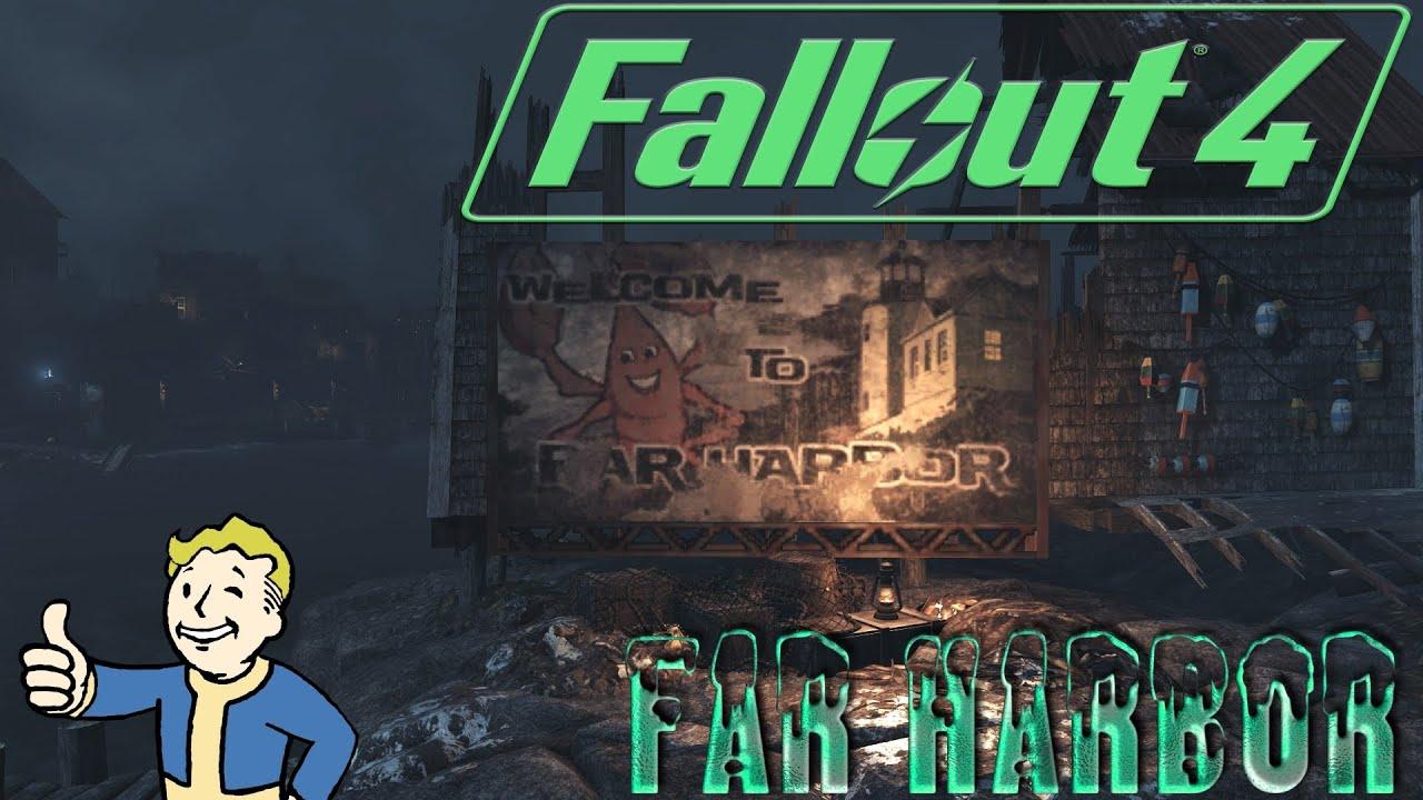 Fallout 4 Far Harbor Old Longfellow