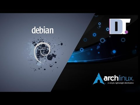 Debian vs Arch. Which Is The Best Distro?