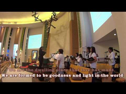 CDM9 - Gathered in the Love of Christ [with lyrics]